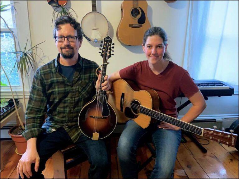 Glen Loper and Bethany Waickman