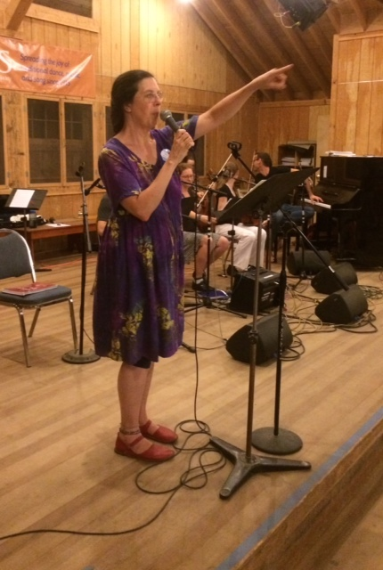 Campers Night at Pinewoods Music and Dance Camp